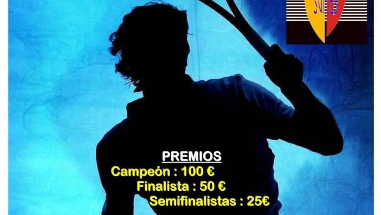 V Liga de Tenis Marina Baixa