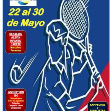 XII Torneo de Tenis